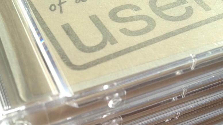 Doorzichtige plastic visitekaarthoudertjes