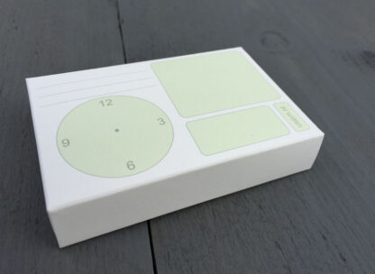 Paper box of 50 appointment cards