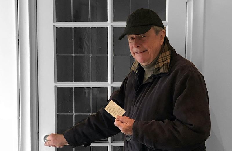 David Allen GTD with a usem note card
