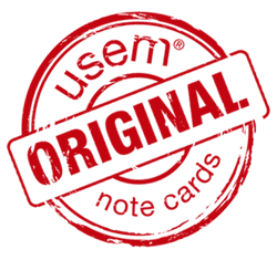 usem note cards